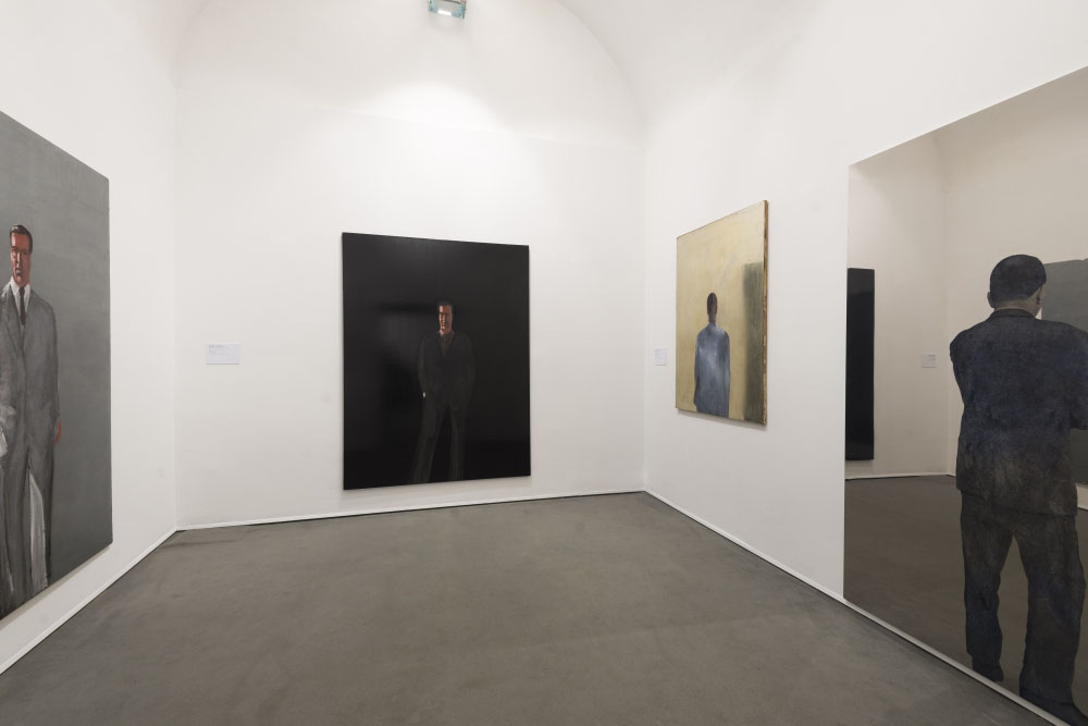 Michelangelo Pistoletto - One and One makes Three