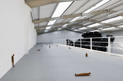 ANTONY GORMLEY - 'Space station and other instruments'