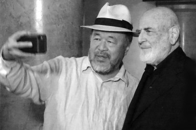 Michelangelo Pistoletto, Ai Weiwei - 'TALK: Sunday October 21st 2018 at 11am'