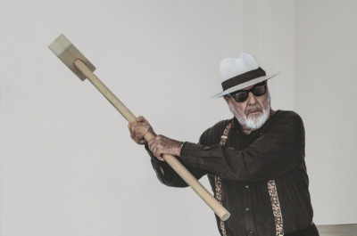 "Michelangelo Pistoletto - 'Talk ""DEMOPRÁCTICA"": Saturday November 3rd 2018 at 11am'"