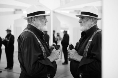 Michelangelo Pistoletto - 'Talk: Monday October 22nd 2018 at 7pm'