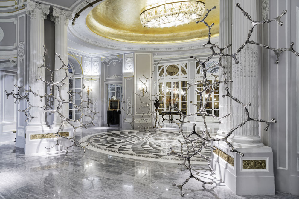 Loris Cecchini - Galleria Continua and the St. Regis Rome for a New Era