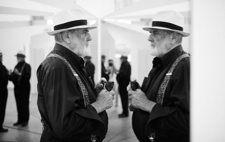 Michelangelo Pistoletto - Talk: Monday October 22nd 2018 at 7pm
