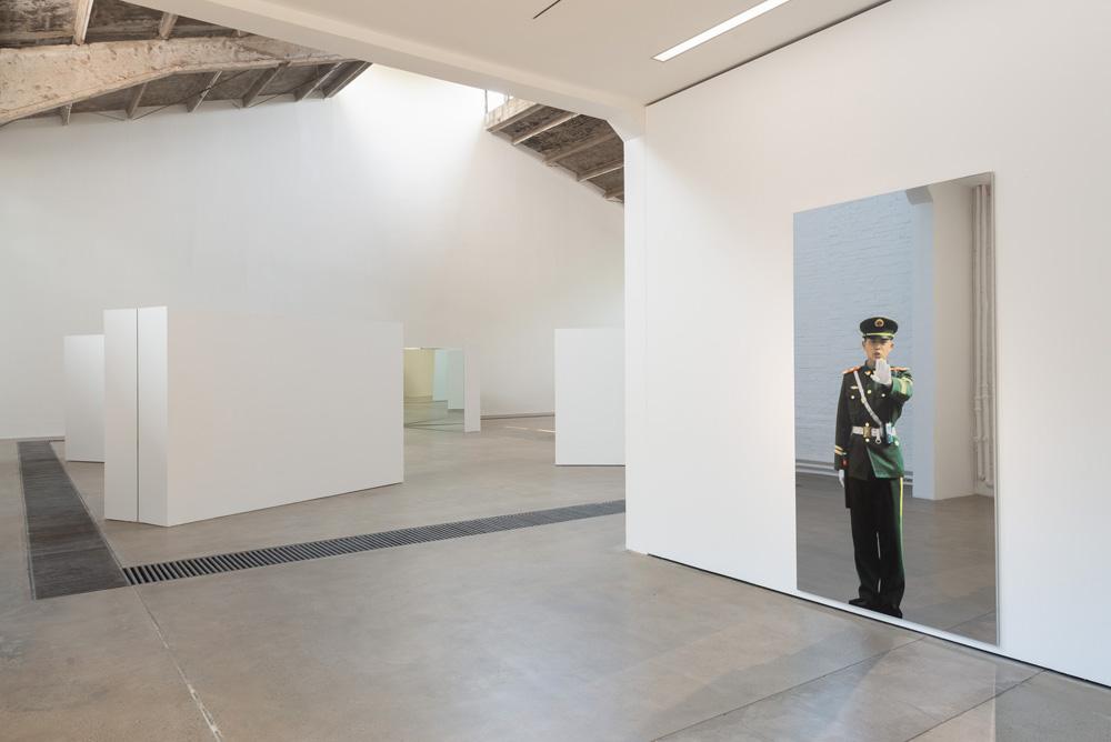 Oltre lo specchio michelangelo pistoletto gallery images galleria continua - Oltre lo specchio ...