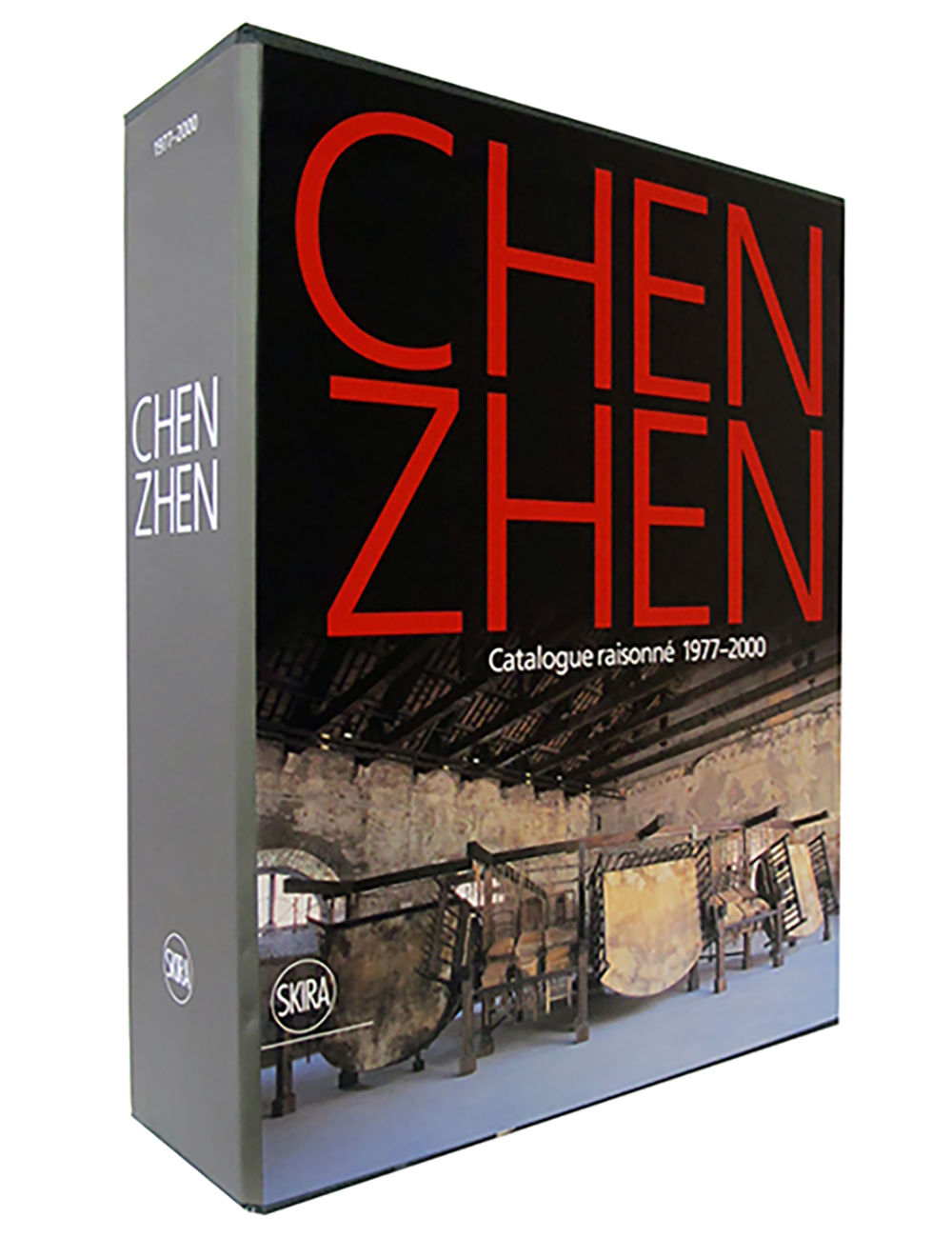 Chen Zhen. Catalogue Raisonné. Volume I (1977 - 1996) and Volume II (1997 - 2000)