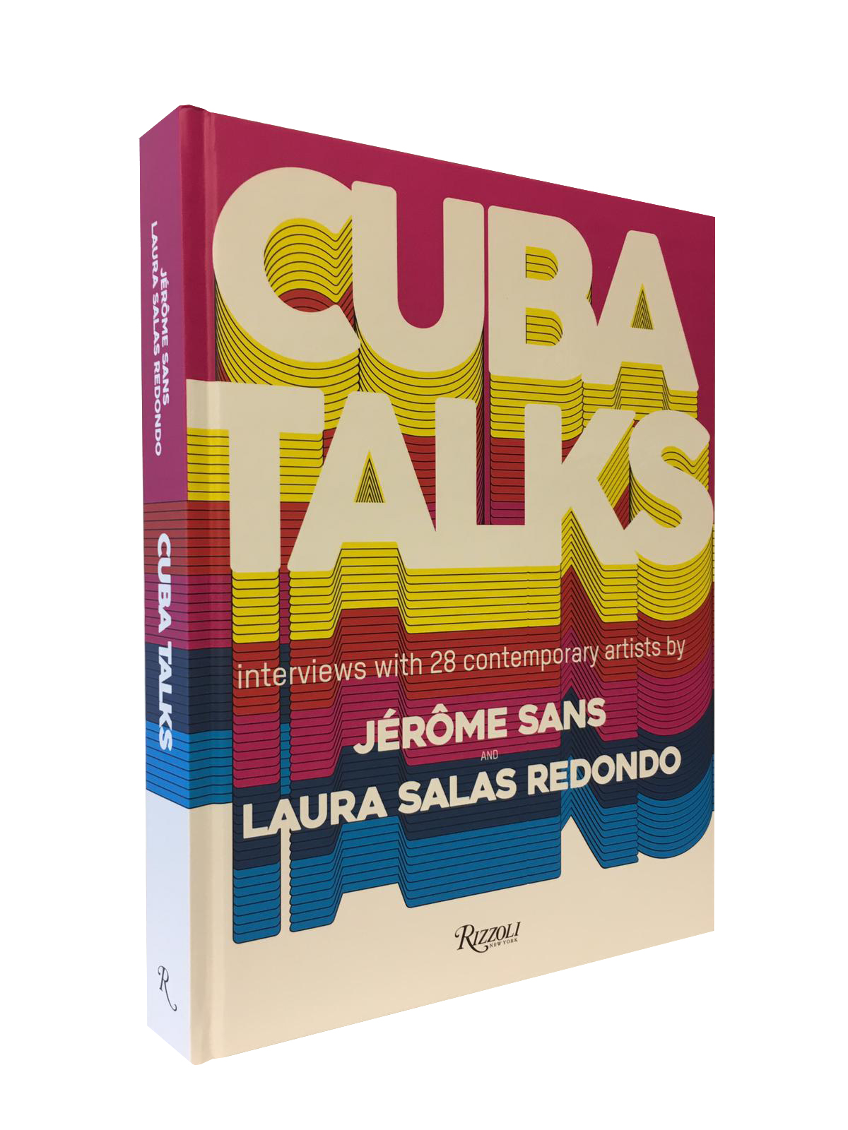 Galleria Continua - CUBA TALKS. interviews with 28 contemporary artists