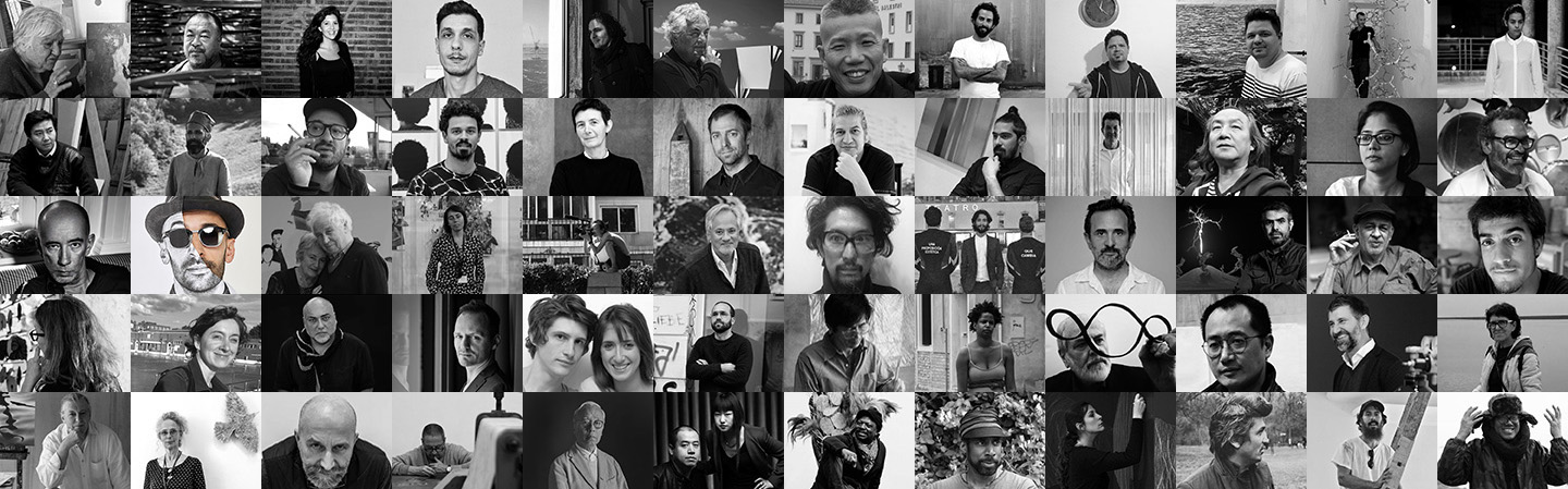 Continua Artists With You: Exclusive content from Galleria Continua artists