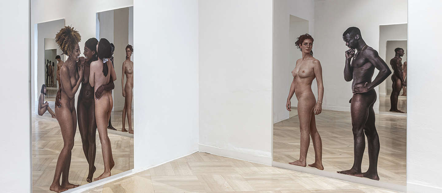 MICHELANGELO PISTOLETTO 'MESSANUDO'