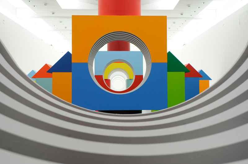 DANIEL BUREN 'Like Child's Play'