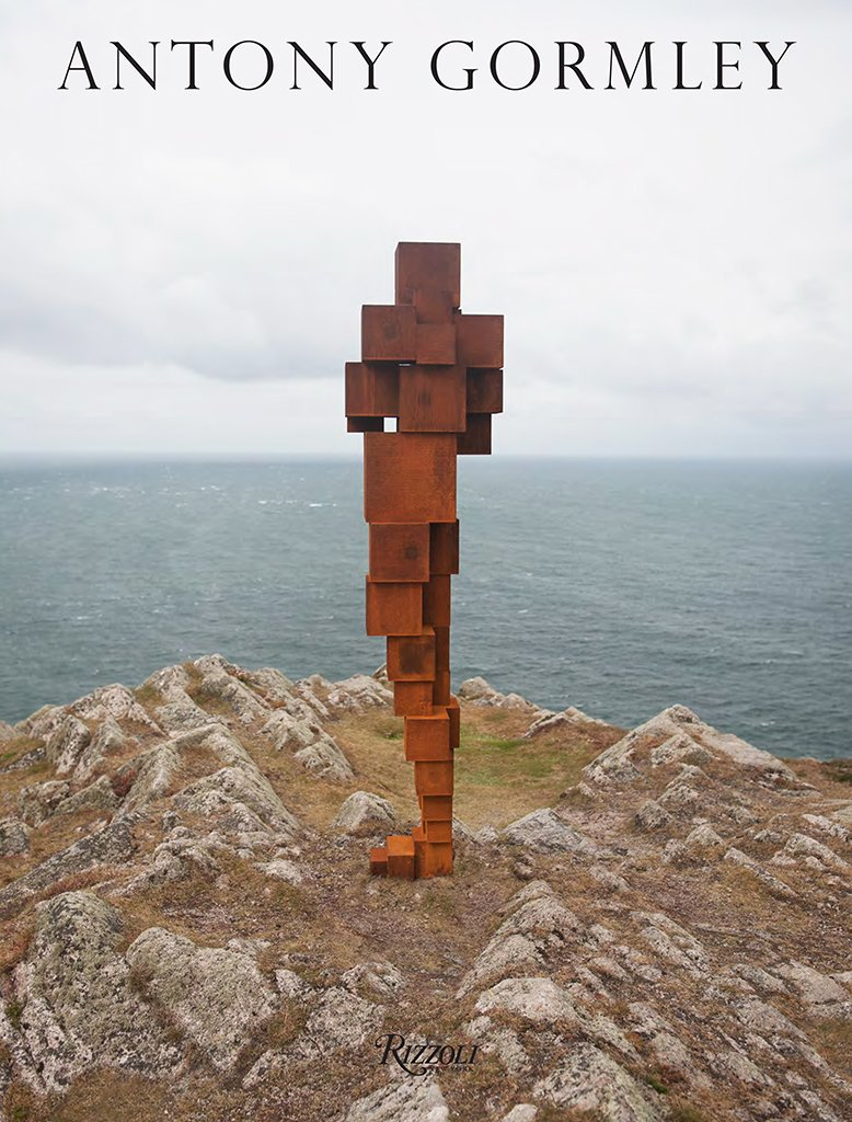 ANTONY GORMLEY, NEW MONOGRAPH