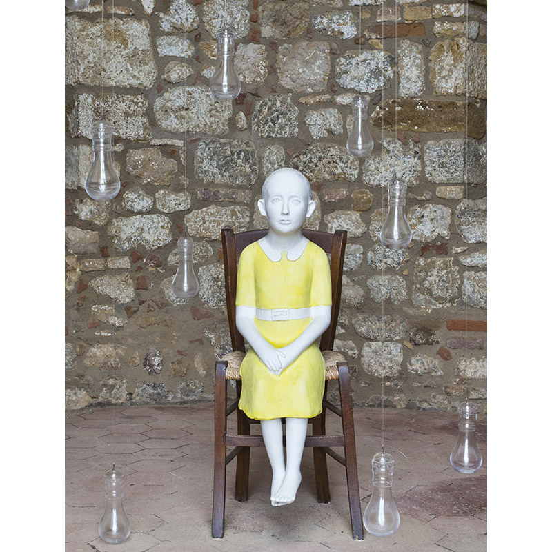 KIKI SMITH 'Yellow Girl'
