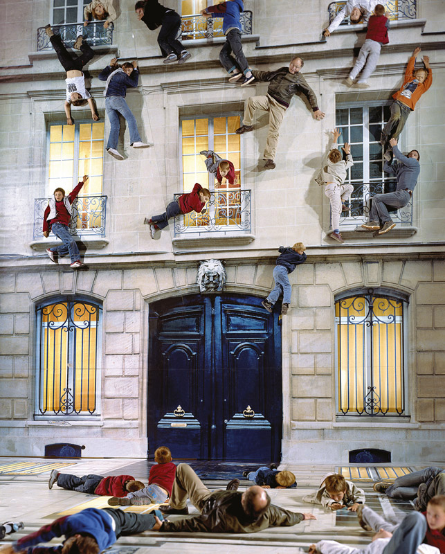 LEANDRO ERLICH 'Construction of Reality'